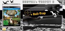 Sony PS3 Playstation 3 Spiel * Hunters Trophy 2 - Europa incl. Gewehr ***NEU*NEW