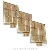 SET OF OLD STYLE HEATING ELEMENTS FOR DUALIT 2 SLOT CLASSIC TOASTER 3 X ELEMENTS