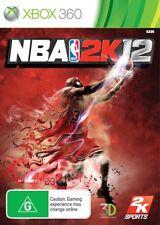 NBA 2K12 *NEW & SEALED* Xbox 360 2011