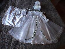 Taufkleid Festkleid Hochzeit  Baby Set Gr.54-68