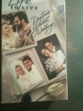DAYTIME TV SOAPS ONE LIFE TO LIVE DAYTIME'S GREATEST WEDDINGS  VHS ..