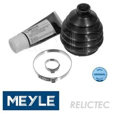 Front CV Driveshaft Boot Bellow Cover Kit Opel Vauxhall:ASTRA F,ASTRA Mk III 3