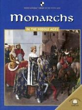 Monarchs In The Middle Ages (World Almanac Library of the Middle Ages)-ExLibrary