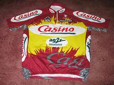 CASINO AG2R COLNAGO PEUGEOT NALINI Italiano Ciclismo Jersey [4]