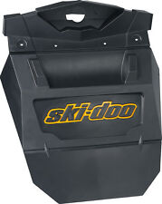 SNOWFLAP, NEW OEM, SKI-DOO REV-XP REV-XR REV-XU, BLACK ON YELLOW, RETAIL $84.99