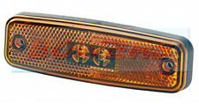 RUBBOLITE M890 AMBER SIDE LED MARKER LAMP LIGHT TRUCK LORRY TRAILER BUS COACH