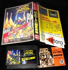 MIRAI SHINWA JARVAS Nintendo FAMICOM Completo TAITO Japones TFC-MJ5500 1987