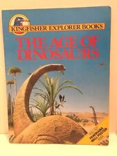 The Age of Dinosaurs (Kingfisher explorer books), Lambert, David FREE POST
