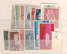 1966 MNH year , Noorwegen, Norway, Norge, Norwegen, Postfris**