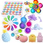 2-24 Pack Fidget Toys Set Sensory Tools Bundle Kids Adult Stress Relief Hand Toy