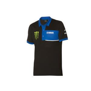 Yamaha Monster Energy Racing Team Polo T-Shirt
