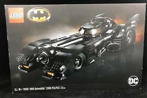 LEGO 76139 DC Comics - 1989 Batmobile - NEW SEALED! 16+ / 3306 pcs RARE!