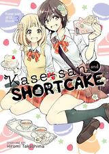 Kase-san and Shortcake manga Volume 1 english paperback new