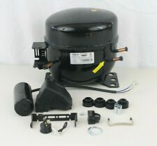 SIKELAN ADW110T6 REFRIGERATION COMPRESSOR 3/8 HP 1058BTU 110-120V R134A 50-60HZ