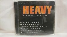 Heavy Live Hits Power Radio Live Hits 2001 Delta LaserLight               cd1481