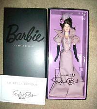2012 La Belle Epoque Barbie Exclusive Paris Convention Signed Robert Best