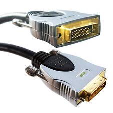 Qualité 3m dvi-d mâle à plug dual link câble-pc/ordinateur portable à moniteur vidéo plomb