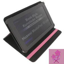 Fiore Strass Tasca per Huawei MediaPad 10 Link Compressa Book Style Fodera