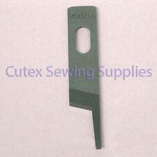 Upper Knife for Pegasus Industrial Overlock Serger Machines #201121A Carbide Tip