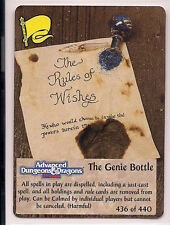 Spellfire 1995 3rd Edition UR Chase 436/440 The Genie Bottle