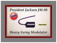 President Jackson cb - Superstar JA - Zodiac Tokyo J-M-80 Heavy Swing Modulator