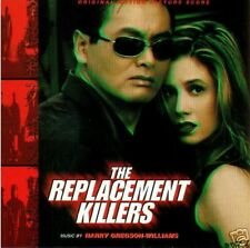 The Replacement Killers -1998-Original  Movie Soundtrack CD