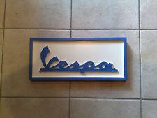 Vespa wall plaque/sign/logo