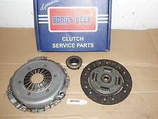Vauxhall Astra 1700cc Diesel F13 Gearbox 1991-1995 HK9079 Borg & Beck Clutch Kit