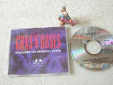 Guns N 'ROSES Knockin' On Heaven's Door 1992 German Maxi-CD Geffen ged21736