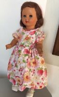 1950# VINTAGE RARE MUSEUM  DOLL CARES FURGA STYLE  DOLL BAMBOLA CELLULOIDE
