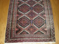 HAND KNOTTED ORIENTAL WOOL CARPET INDO-PERSIAN.
