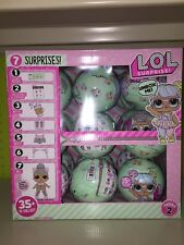 L.O.L. Suprise Big Tots Sisters Series 2 Wave 1 Ball Doll LOL
