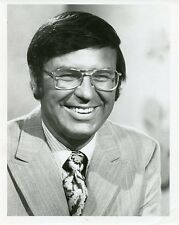 JIM LANGE SMILING PORTRAIT THE DATING GAME GAME SHOW ORIGINAL 1971 ABC TV PHOTO