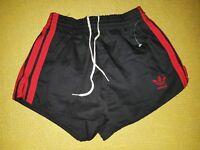 adidas Vintage Sporthose Soccer Sprinter Shorts Hose