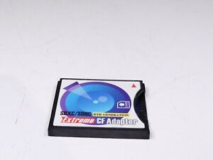 EXTREME SD SDHC SDXC TO CF TYPE II COMPACT FLASH II CARD ADAPTER SS68
