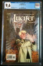 Lucifer #1 2000 DC/Vertigo Comics CGC 9.6