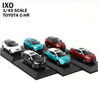 IXO 1:43 TOYOTA CHR C-HR SUV Diecast Alloy Car Model Display Boys toy Gift