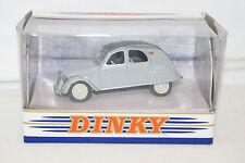 Dinky Collection DY-32 Citroen 2 CV 1957 grau 1:43 Matchbox