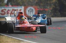 Ronnie Peterson STP March 721 Argentine Grand Prix 1972 Photograph 2