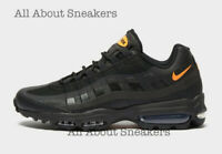 "Nike Air Max 95 Ultra SE ""Black Orange"" Men's Trainers Limited Stock All Sizes"