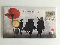 New Mint Uncirculated Remembrance 100 Years of Anzac $1 Coin PNC Limited to 9000