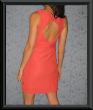 Polyester Clubwear Dresses Backless