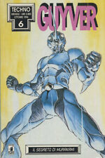 manga STAR COMICS GUYVER numero 6
