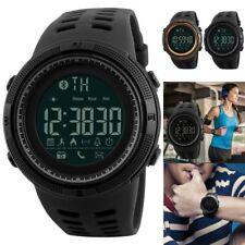 SKMEI Men 1250 All Black Military Style Army Walking Sports Waterproof Watch HYB