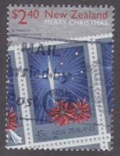 New Zealand 2010 #2335 Christmas (Stamps of the Past) - Used