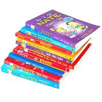 Big Nate Book Collection (10 Books)