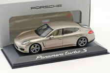 Porsche Panamera Turbo S 2014 Executive gold 1:43 Minichamps