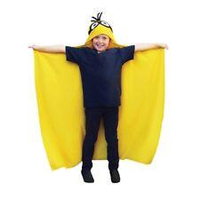 Minion Made Hooded Fleece, 100 Percent Polyester, Yellow, 125 x 100cm - Fleece