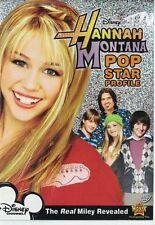 Hannah Montana: Pop Star Profile DVD, 2007 Disney Bonus Music Features