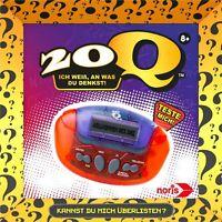 Noris 20Q Taschencomputer, Ratespiel, Gedanken lesen, Kinder, Spiel, Spielzeug